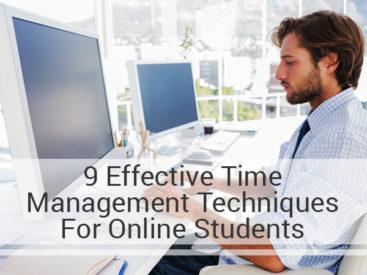 Effective Time Management Techniques