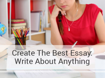 Create the Best Essay