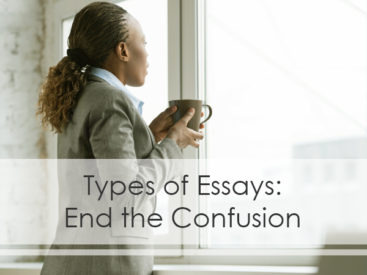 essay writing types