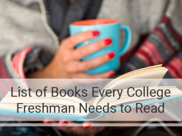 books for college freshmans