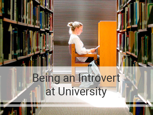 life of introvert at university