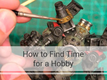 get more time for a hobby