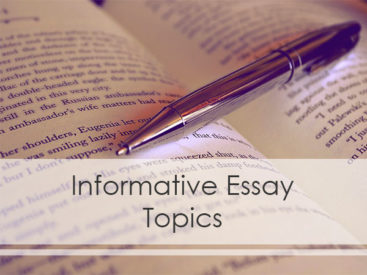 choose topic for your essay