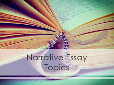 Choose Topic for Narrative Essay