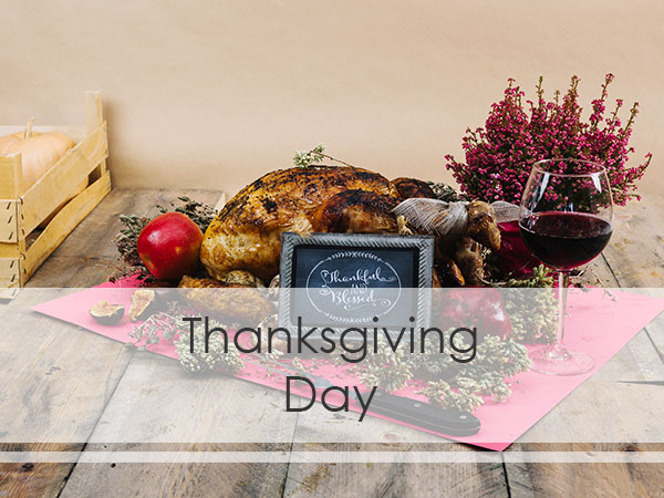thanksgiving day celebrations