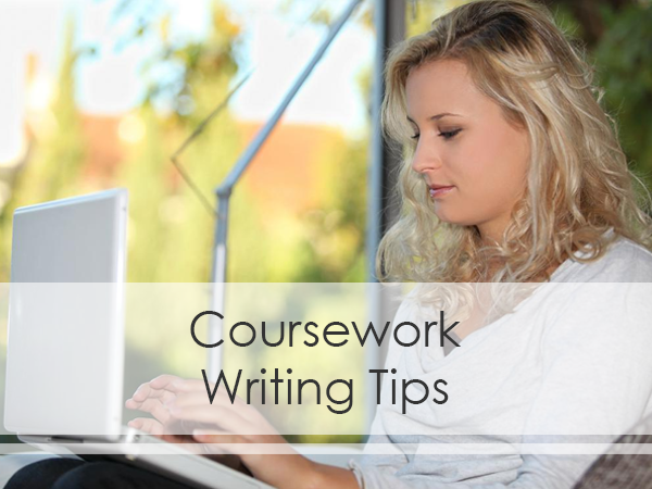 Coursework writing tips for students