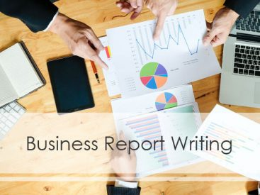 Business Report Ideas on Writing