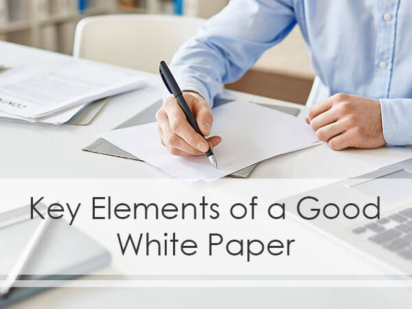White Paper Writing Tips