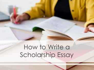 Scholarship Essay Writing Guide